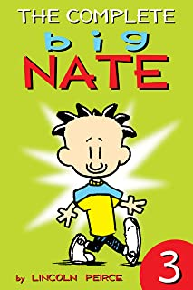 The Complete Big Nate: #3 (amp! Comics for Kids) (English Edition)