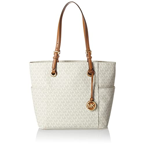 623ab4bba59e Michael Kors Women s Jet Set Item Ew Signature Tote