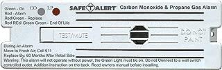 Marine Technologies MTI Industries 35-741-WT Detector Lp & Co Flush Mount Alarm White