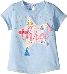 Three Birthday Tee (Toddler)