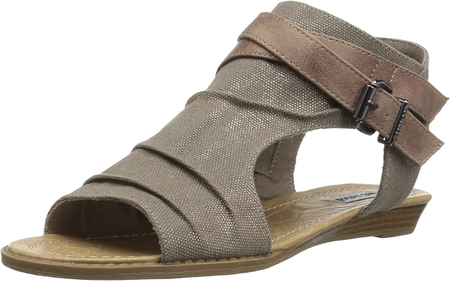 Not Rated Womens Avana Gladiator Sandal