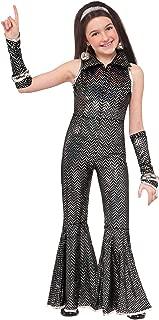 Forum Novelties Child's Disco Costume Jumpsuit