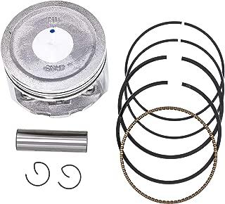 NICHE Piston Kit For Honda Rancher 350 TRX350FM TRX350FE TRX350TE TRX350TM 13101-HN5-670 13103-HN5-670