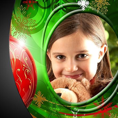 Marcos de la foto de la Feliz Navidad