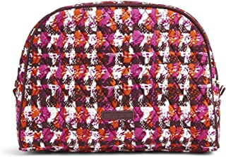 Vera Bradley Large Zip Cosmetic, Signature Cotton