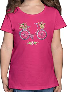 Sport Kind Shirtracer Mountainbike MTB Gel/ändefahrrad Kinder Pullover