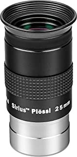 25mm plossl eyepiece