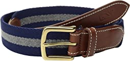 Vineyard Vines - Heathered Wool Canvas Club Belt