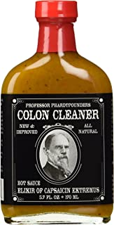Colon Cleaner Hot Sauce - Pack of 3