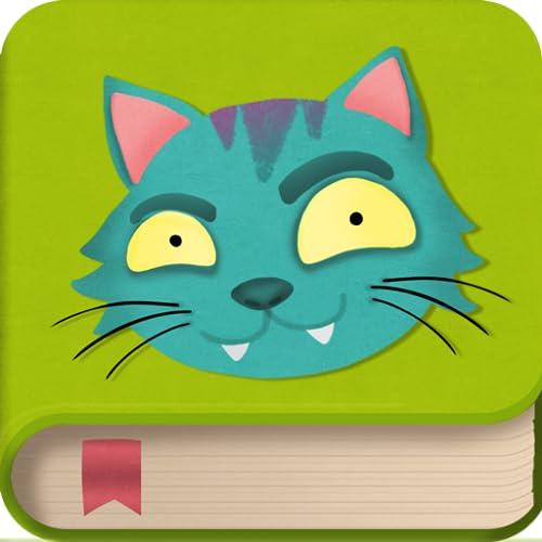 Alice in Wonderland - the interactive book