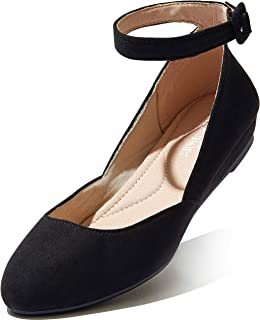 Best flat shoes with ankle strap Reviews
