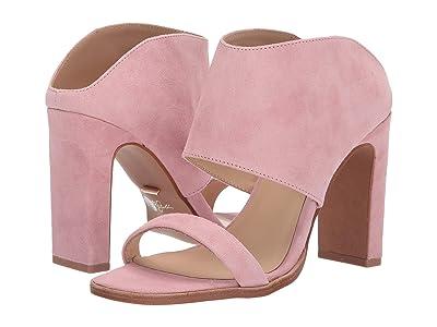 42 GOLD Linx (Pink Suede) Women