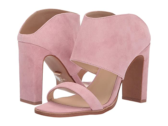 42 GOLD  Linx (Pink Suede) Womens Sandals