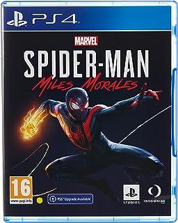 سبايدرمان مايلز موريلز (PlayStation 4)