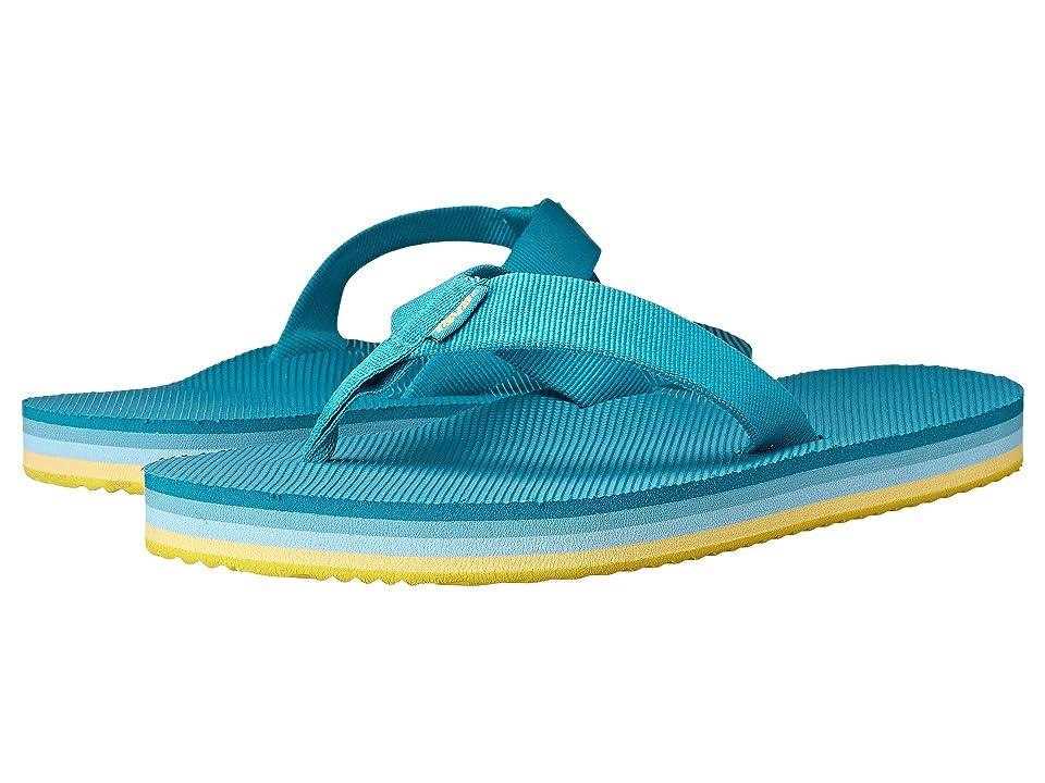 Teva Deckers Flip (Lake Blue) Women