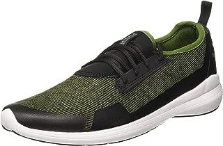 Puma Men's Stride Evo Idp Black-Garden Green-p Sneakers