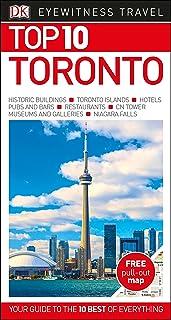 Toronto Top 10 (DK Eyewitness Travel Guide) [Idioma Inglés] (Pocket Travel Guide)