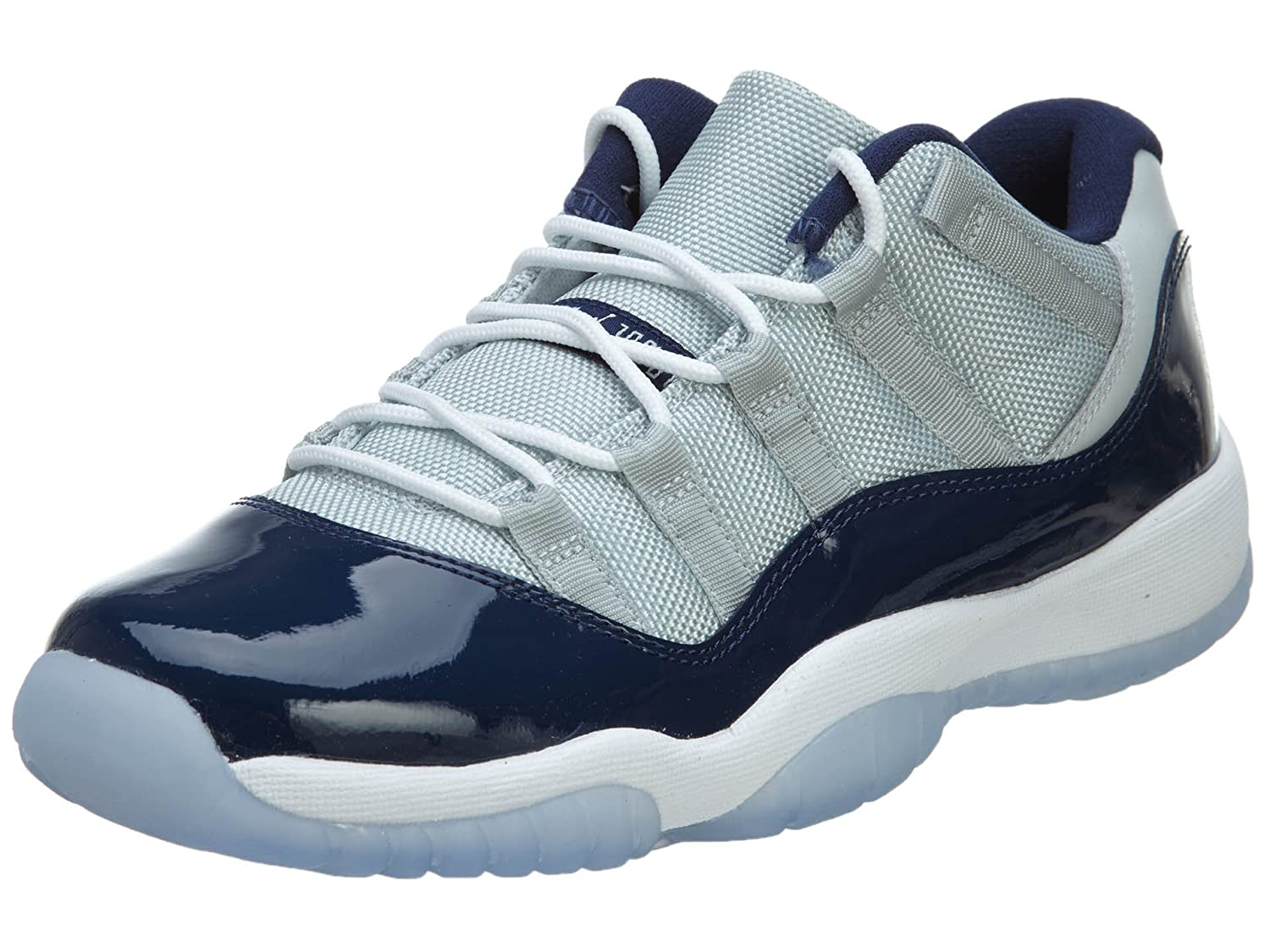 AIR JORDAN 11 RETRO LOW BG (GS) 'GEORGETOWN' -528896-007 - SIZE 4.5