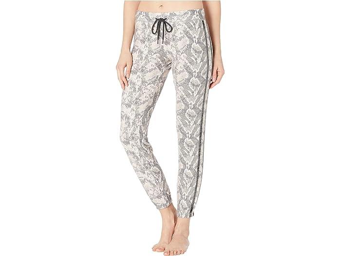 PJ Salvage Womens Rayon Basics Lounge Pant Pajama Bottom