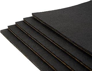 10 Stück Bitumenmatte, Antidröhnmatte, Bitumen Dämmmatte Selbstklebend 500x200x3,6mm