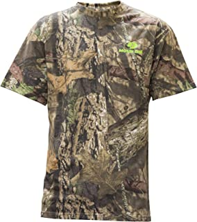Staghorn All Over Camo Short Sleeve Tee Shirt
