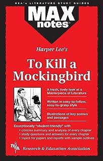MAXnotes Literature Guides: To Kill a Mockingbird