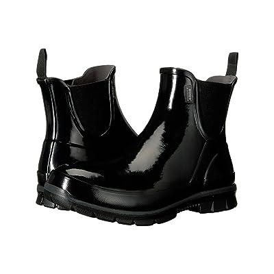 Bogs Amanda Slip-On Boot (Black) Women