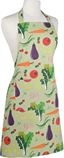 Kitchen Style by Now Designs Basic Apron, Garden Veggies