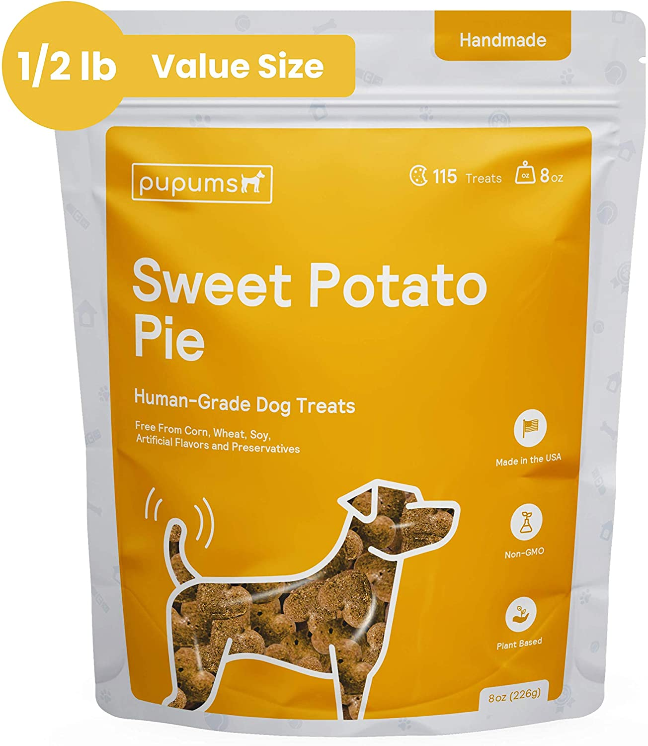 Manufacturer direct delivery Pupums Elegant Healthy Dog Treats All Biscuits 100% H Natural with