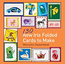 130 New Iris Folded Cards to Make