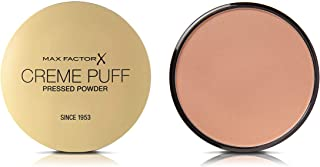 Max Factor Creme Puff, Pressed Compact Powder Golden 21g