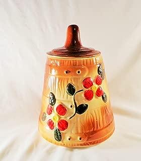 vintage american bisque cookie jars