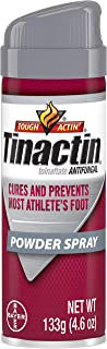 Tinactin Ath Ft PWD Spry Size 4.6z