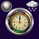 Reloj del Año Nuevo