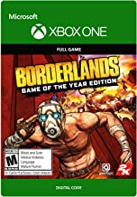 Best Borderlands: Game of the Year Edition - Xbox One [Digital Code] Review