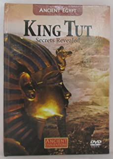 King Tut : Secrets Revealed ( with DVD ) (ANCIENT EGYPT, # 19)