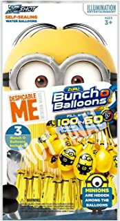 Zuru Bunch O Balloons Despicable Me Water Balloons - 3 Years and Above