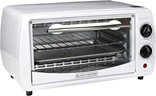 Black & Decker TRO1000C 9-Liter 800W Toaster Oven, 9 inches, 220 Volts (Not for USA - European Cord)
