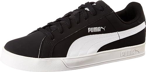 PUMA Smash Vulc, Chaussure de Tennis Mixte Adulte : Amazon.fr ...