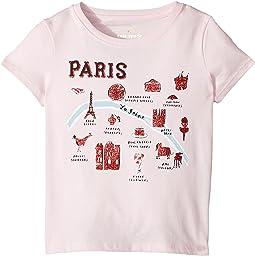 Kate Spade New York Kids - Paris Tee (Toddler/Little Kids)