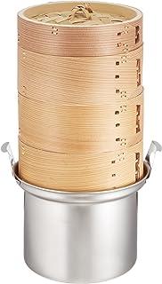 山下工芸 ミニセイロ鍋セット 120047002