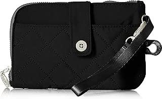 Women's RFID Passport & Phone Wristlet
