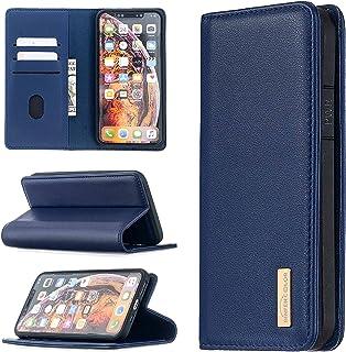 [BF06] Etui do Apple iPhone XS MAX etui na telefon z klapką na zamek portfel pokrowiec skóra 2