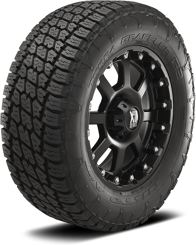 Nitto Terra Grappler G2 All-Terrain Light - 2 Radial Tires OFFicial Truck In a popularity