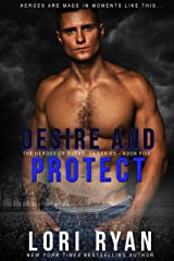 Desire and Protect (Heroes of Evers, TX Book 5) (English Edition) Format Kindle