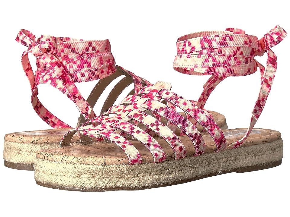 Circus by Sam Edelman Ariel (Pink Multi Artisan Tile Print) Women