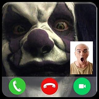 Call Video from Killer Clown