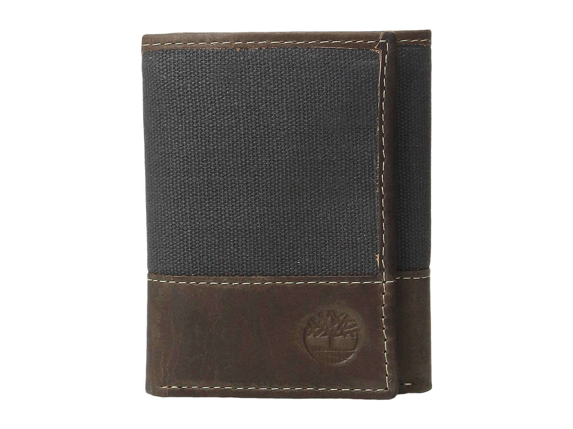 Billetera para Hombre Timberland Baseline Canvas Trifold  + Timberland en VeoyCompro.net