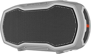 Braven Ready Elite Active Outdoor Portable Speaker [Bluetooth][Wireless][12-Hour Playtime][Voice Control] - Gray/Gray/Orange