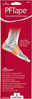 Mueller PF Tape, Plantar Fasciitis Pain Relief System, 7 Applications